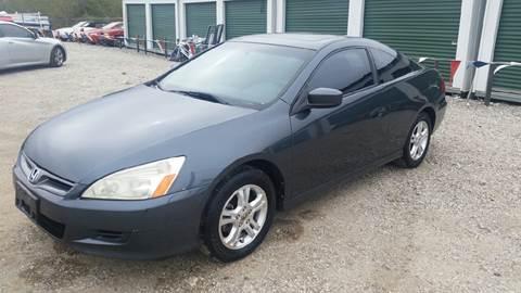 2006 Honda Accord for sale at Al's Motors Auto Sales LLC in San Antonio TX