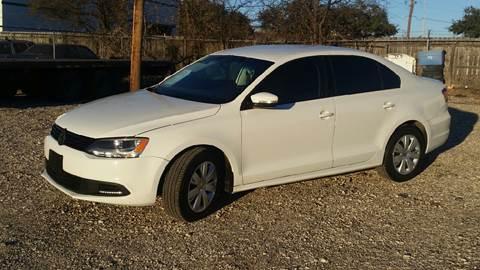 2014 Volkswagen Jetta for sale at Al's Motors Auto Sales LLC in San Antonio TX
