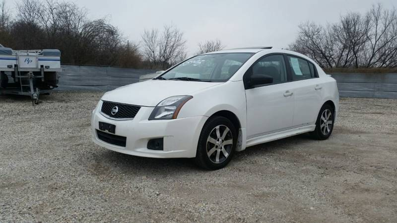 2012 nissan sentra 2 0 sr in san antonio tx al 39 s motors auto sales llc. Black Bedroom Furniture Sets. Home Design Ideas