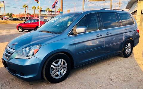 2005 Honda Odyssey for sale at Al's Motors Auto Sales LLC in San Antonio TX