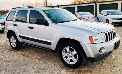 2006 Jeep Grand Cherokee for sale at Al's Motors Auto Sales LLC in San Antonio TX