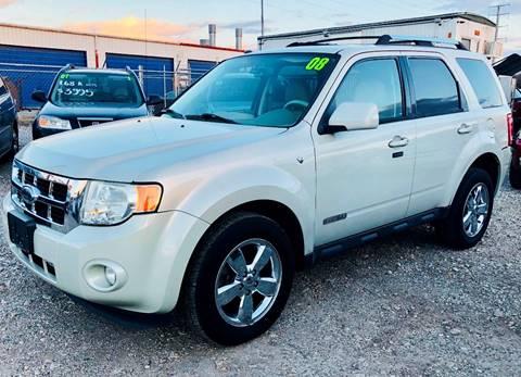 2008 Ford Escape for sale at Al's Motors Auto Sales LLC in San Antonio TX