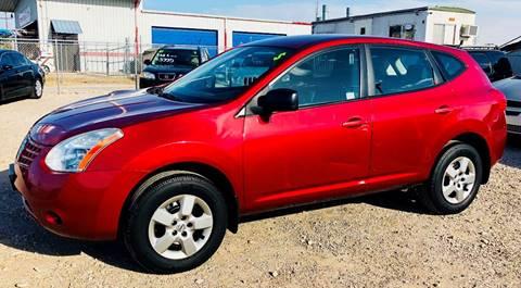 2009 Nissan Rogue for sale at Al's Motors Auto Sales LLC in San Antonio TX