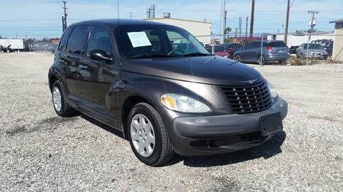 2001 Chrysler PT Cruiser for sale at Al's Motors Auto Sales LLC in San Antonio TX