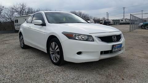 2008 Honda Accord for sale at Al's Motors Auto Sales LLC in San Antonio TX