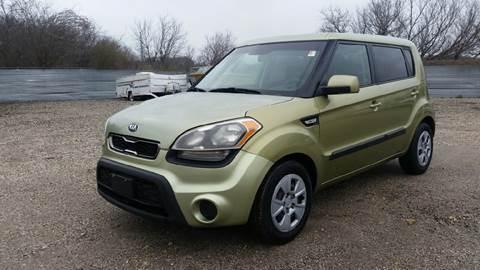 2013 Kia Soul for sale at Al's Motors Auto Sales LLC in San Antonio TX