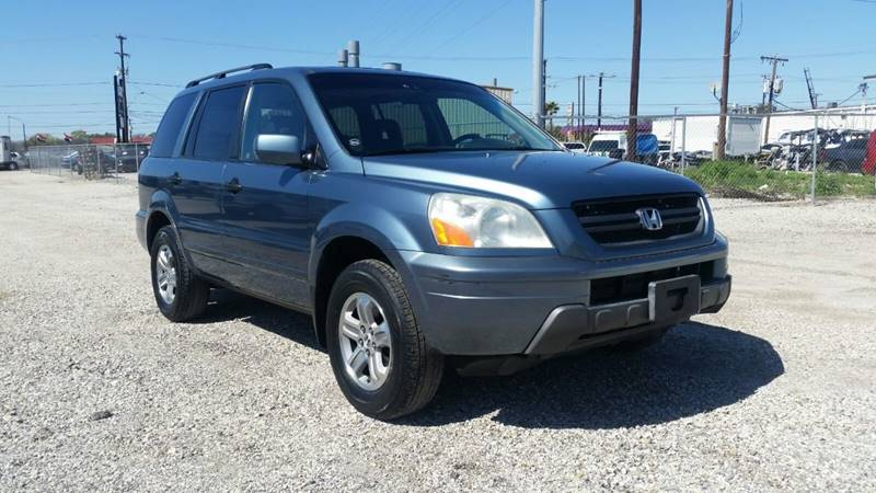 2005 Honda Pilot For Sale At Alu0027s Motors Auto Sales LLC In San Antonio TX