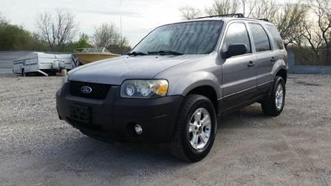 2007 Ford Escape for sale at Al's Motors Auto Sales LLC in San Antonio TX