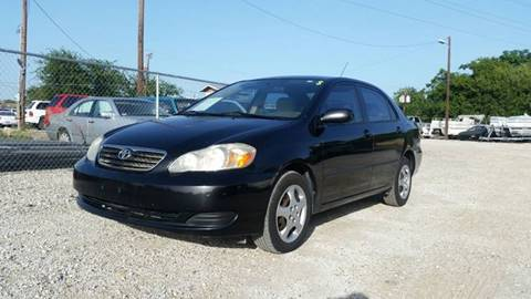 2008 Toyota Corolla for sale at Al's Motors Auto Sales LLC in San Antonio TX