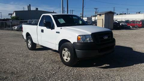 2005 Ford F-150 for sale at Al's Motors Auto Sales LLC in San Antonio TX