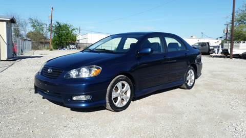 2005 Toyota Corolla for sale at Al's Motors Auto Sales LLC in San Antonio TX