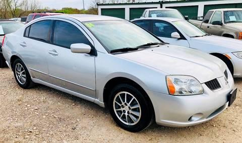 2004 Mitsubishi Galant for sale at Al's Motors Auto Sales LLC in San Antonio TX