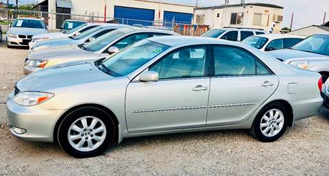 2004 Toyota Camry for sale at Al's Motors Auto Sales LLC in San Antonio TX