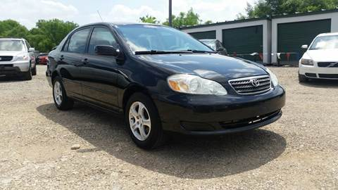 2006 Toyota Corolla for sale at Al's Motors Auto Sales LLC in San Antonio TX