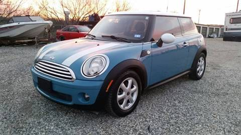2010 MINI Cooper for sale at Al's Motors Auto Sales LLC in San Antonio TX