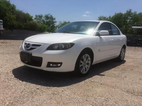 2007 Mazda MAZDA3 for sale at Al's Motors Auto Sales LLC in San Antonio TX