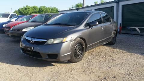 2009 Honda Civic for sale at Al's Motors Auto Sales LLC in San Antonio TX
