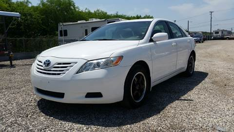 2008 Toyota Camry for sale at Al's Motors Auto Sales LLC in San Antonio TX