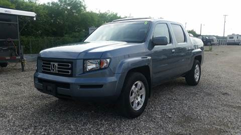 2008 Honda Ridgeline for sale at Al's Motors Auto Sales LLC in San Antonio TX