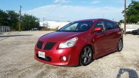 2009 Pontiac Vibe for sale at Al's Motors Auto Sales LLC in San Antonio TX