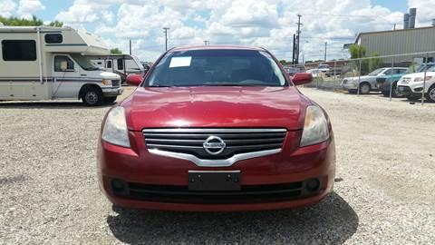 2008 Nissan Altima for sale at Al's Motors Auto Sales LLC in San Antonio TX