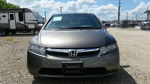 2007 Honda Civic for sale at Al's Motors Auto Sales LLC in San Antonio TX