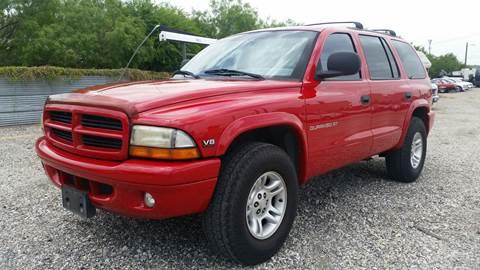 1999 Dodge Durango for sale at Al's Motors Auto Sales LLC in San Antonio TX