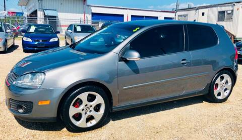 2008 Volkswagen GTI for sale at Al's Motors Auto Sales LLC in San Antonio TX