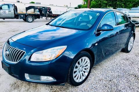 2011 Buick Regal for sale at Al's Motors Auto Sales LLC in San Antonio TX