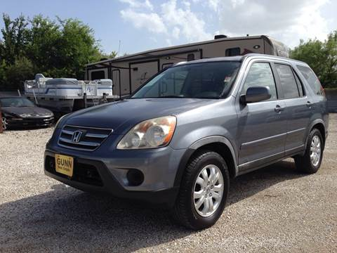 2006 Honda CR-V for sale at Al's Motors Auto Sales LLC in San Antonio TX