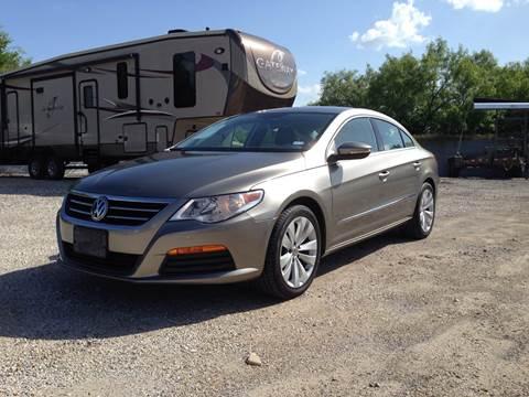 2011 Volkswagen CC for sale at Al's Motors Auto Sales LLC in San Antonio TX