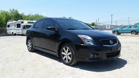 2012 Nissan Sentra for sale at Al's Motors Auto Sales LLC in San Antonio TX