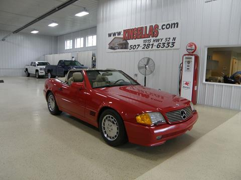 1990 Mercedes-Benz 500-Class for sale in Rochester, MN