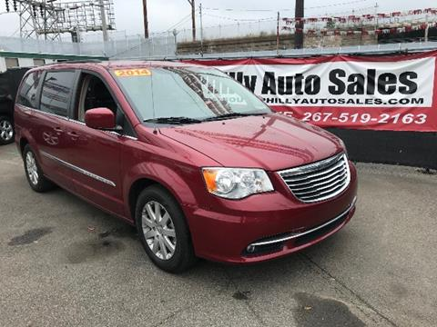 2014 Chrysler Town and Country for sale in Philadelphia, PA