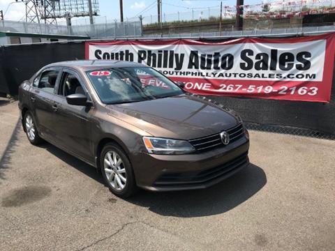 2015 Volkswagen Jetta for sale in Philadelphia, PA