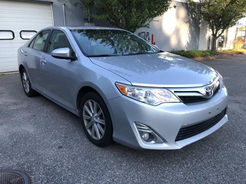 2013 Toyota Camry For Sale >> 2013 Toyota Camry For Sale In Torrington Ct