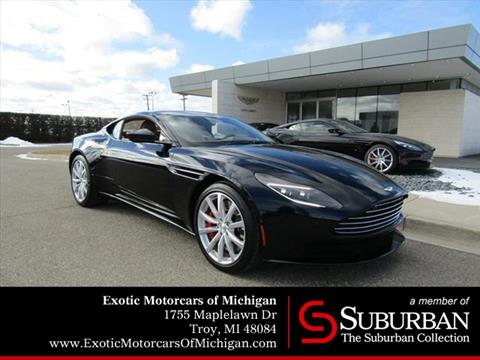 2018 Aston Martin DB11 for sale in Troy, MI