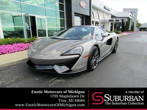 2018 McLaren 570S Spider for sale in Troy, MI