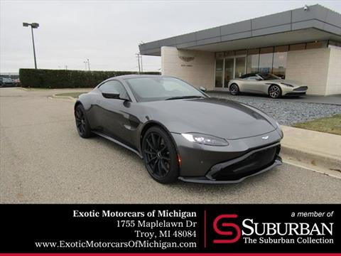 2019 Aston Martin Vantage for sale in Troy, MI