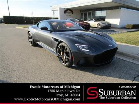 2019 Aston Martin DBS for sale in Troy, MI