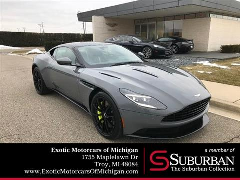 2019 Aston Martin DB11 for sale in Troy, MI