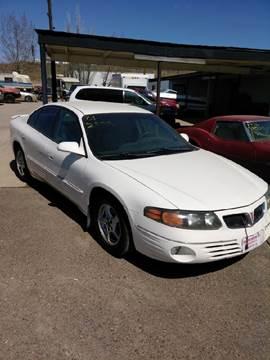 2001 Pontiac Bonneville for sale in Williston, ND