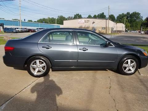 2005 Honda Accord for sale in Wickliffe, OH