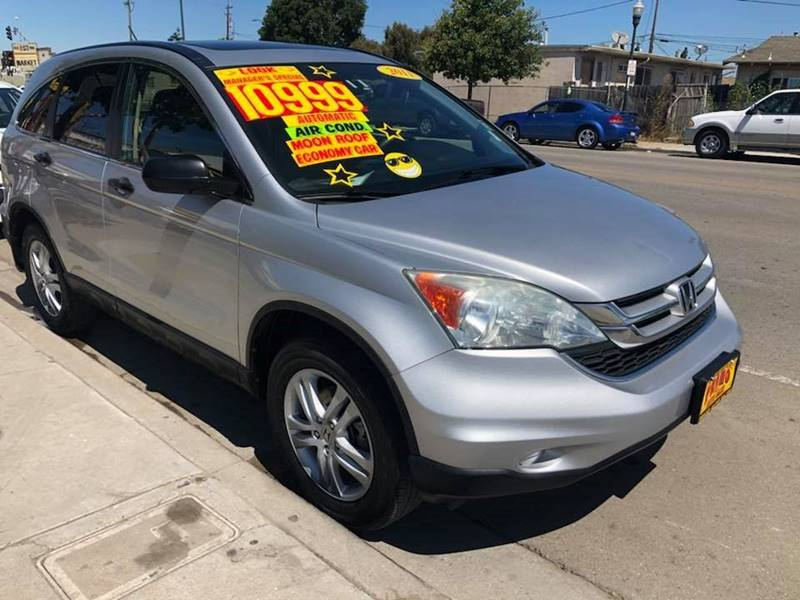 2010 Honda CR V For Sale At PRIMO AUTO SALES In Salinas CA