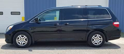 2007 Honda Odyssey for sale at Xcelerator Auto LLC in Indiana PA