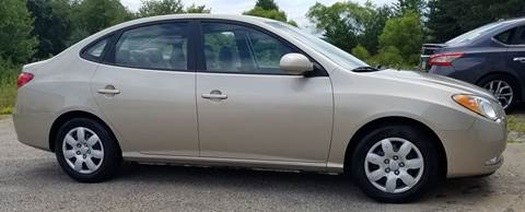 2008 Hyundai Elantra for sale at Xcelerator Auto LLC in Indiana PA