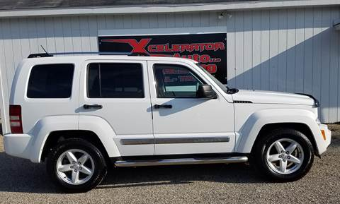 2012 Jeep Liberty for sale at Xcelerator Auto LLC in Indiana PA
