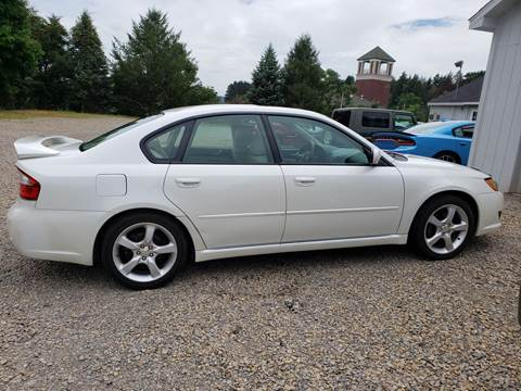2008 Subaru Legacy for sale in Indiana, PA