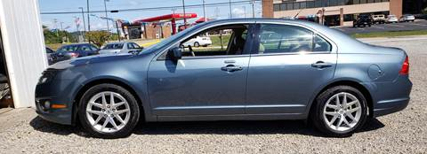 2011 Ford Fusion for sale in Indiana, PA