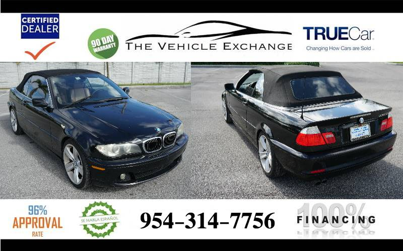 BMW Series Ci Convertible RWD For Sale CarGurus - 2004 bmw convertible